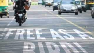 Photoshop Tutorial: How To Paint TEXT On A Highway Or Road.