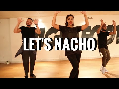 Let's Nacho Choreography - Shereen Ladha Master Class Series - Bollywood Dance Mp3