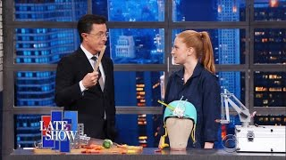 Simone Giertz is Queen of Crappy Robots