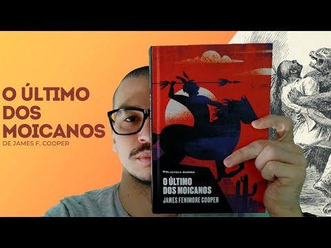 O ÚLTIMO DOS MOICANOS; DE JAMES F. COOPER  18 