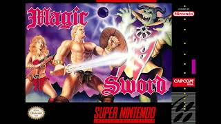 Magic Sword (SNES) OST - Onslaught (Stage 2)