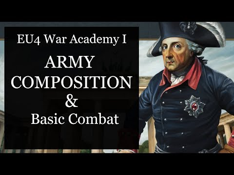 [EU4] War Academy I: Army Composition & Basic Combat Mp3