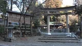 [美しき日本] 奈良 下市町 丹生川上神社下社