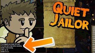 QUIET JAILOR TACTIC? | Town Of Salem Jailor Tactics