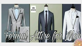 Formal Attire For Men /Wedding Suit....