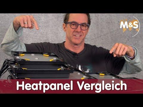 Welches Heatpanel passt für welches Terri   15, 22, 42, 62 Watt   Reptil TV