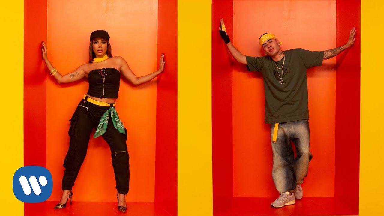 Anitta & Kevinho — Terremoto