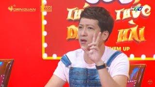 """""""Giỡn mặt"""" Trường Giang Trấn Thành ở Thách Thức Danh Hài thí sinh cũng phải thật sự duyên dáng"""