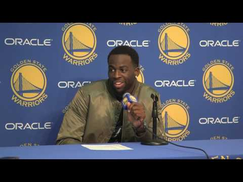 Draymond Green reacts to flagrant against LeBron, calls Warriors-Cavs a rivalry