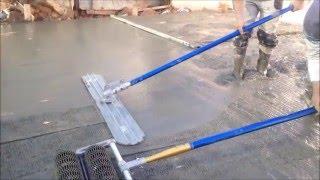 כלי עבודה מקצועיים לבטון