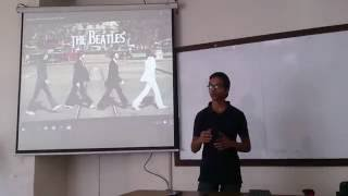 Informative Speech on The Beatles