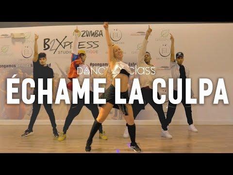 Luis Fonsi, Demi Lovato - Échame La Culpa | Vanessa Sanquiz Choreography | DanceOn Class