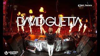 David Guetta [Drops Only] @ Ultra Europe 2018