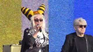 Blondie - Hanging On The Telephone (Live BST Hyde Park, London - June 2017)