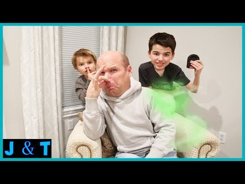 Prank Week! - Pranking Our Family For April Fools! / Jake and Ty