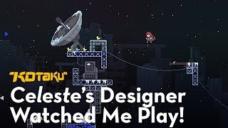 We Played Celeste While Designer Matt Thorson Watched