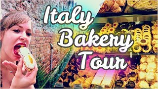 🥧 VENICE, ITALY Bakery And Patisserie TOUR (Cakes, Sweets And Biscuits) 🍩 Italy Travel Vlog
