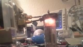 Getter Flashing Using  Getter Flasher Design By Glasslinger