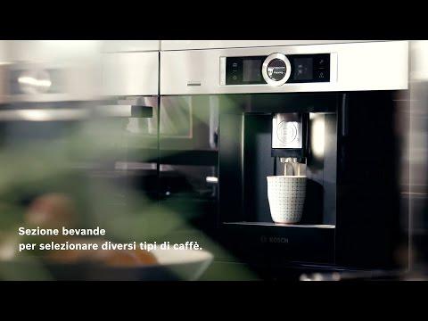 Macchina del caffè automatica