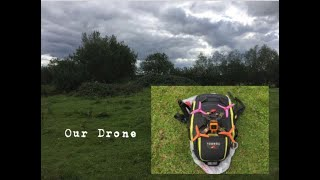 An Epic Drone Flight In An Excellent Field - FPV