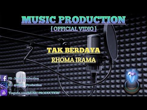 Tak Berdaya - Rhoma Irama Karaoke No Vocal ( REMIX VERSION )