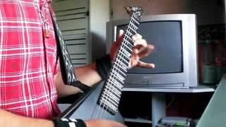 Children of Bodom - Taste of my Scythe cover by soni