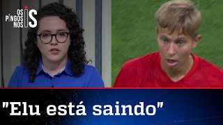 Jornalistas de canal da Globo adotam a linguagem neutra
