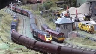 Wigan Model Railway Exhibition 011016