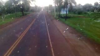 preview picture of video 'A Viagem - 07 - Busão - Garupá, Pcia. de Misiones, Argentina'