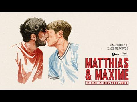 'Matthias et Maxime': Más que amigos…