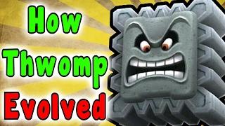 Evolution Of The THWOMP (1988 - 2017)