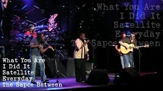 Dave Matthews Band - What You Are - I Did It - Satellite - Everyday - The Space Between (Audios)