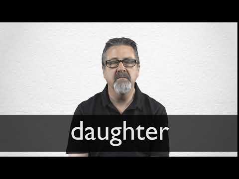 Spanish Translation Of Daughter Collins English Spanish Dictionary Translate from english to spanish. spanish translation of daughter