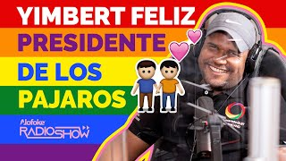 """El Controversial """"Yimbert Feliz"""" – El Presidente De La Comunidad 🌈 en RD (Entrevista Historica)"""