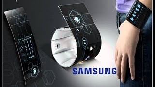 Samsung Galaxy X   Foldable display