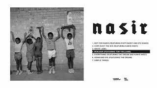 Nas - Bonjour feat. Tony Williams [HQ Audio]