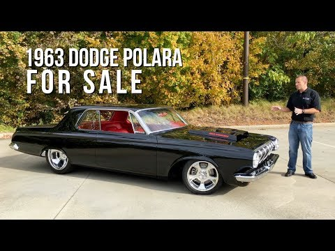 Video of '63 Polara - JTGJ