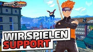 Wir spielen Support - ♠ Naruto to Boruto Shinobi Striker ♠ - Deutsch German - Dhalucard
