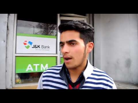 Inauguration of JK Bank ATMs by Deputy Commissioner Pulwama
