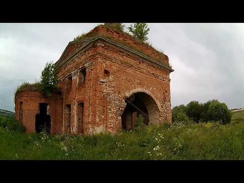 Храмы каширского района