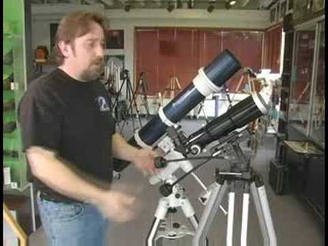 How to Buy a Telescope : Telescope Buying Guide: Refracting Telescopes