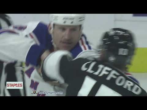 Kyle Clifford vs. Cody McLeod