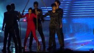 120804JYP Nation Concert Wonder Girls+2PM+JJ Project Bad Boy