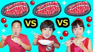 ★「お肉何枚食べれるかな??」★Shabu-shabu&Sukiyaki★