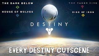 Destiny: The Movie (2014 - 2017) [All Destiny Cutscenes + DLC]