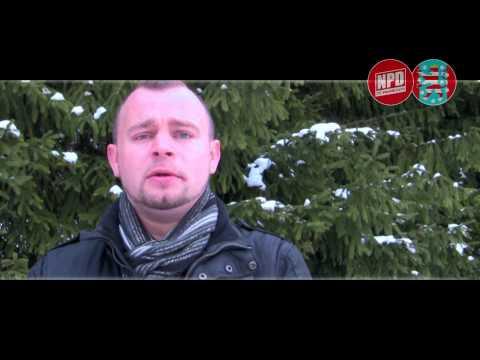 Weihnachtsbotschaft unseres Landesvorsitzenden Patrick Wieschke, 18.12.12