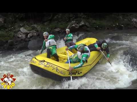 Juquitiba é Sede para o Campeonato Brasileiro de Rafting R4 no Rio Juquiá em Juquitiba