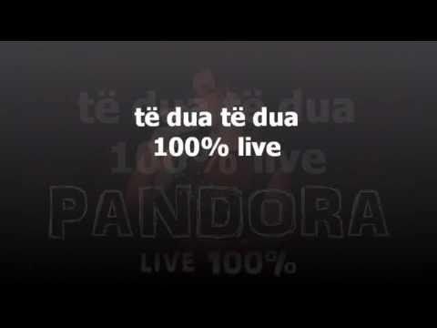 Pandora - Te dua te dua (Live )