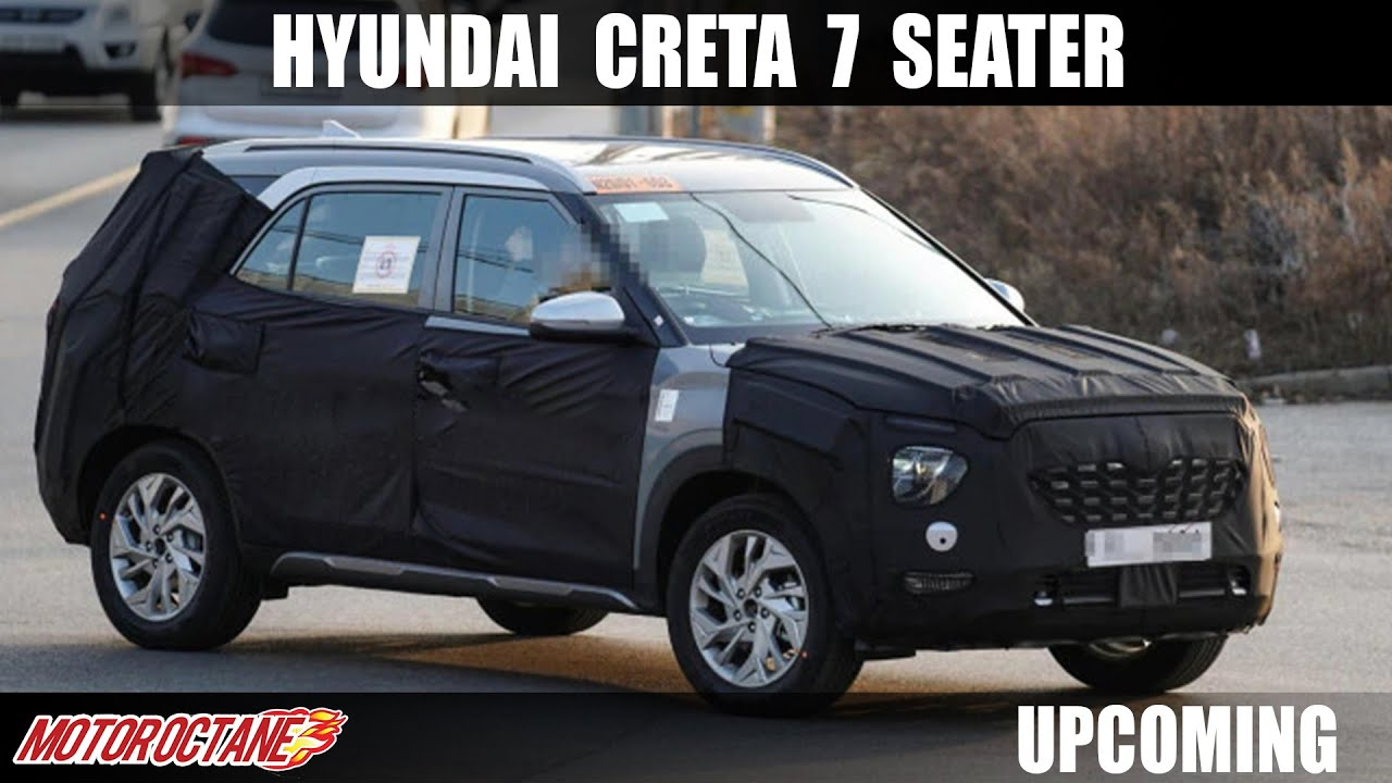 Motoroctane Youtube Video - Hyundai Creta 7 Seater Coming Soon?