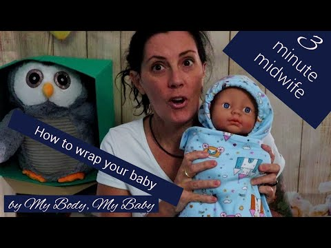 How to wrap your baby & the AMAZING Hoodini!